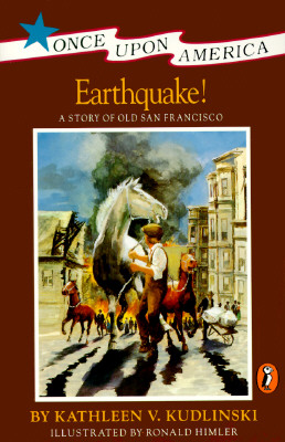 Earthquake! By Kudlinski, Kathleen V./ Himler, Ronald (ILT)